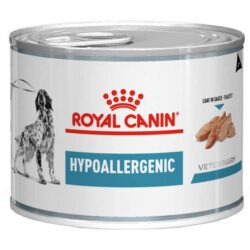 Alimento Úmido Royal Canin Canine Veterinary Diet Hypoallergenic Wet Cães Lata 200g